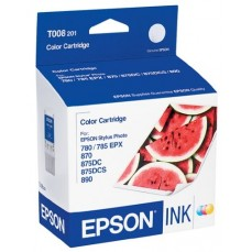 Epson T008 Genuine Colour Ink