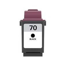 Lexmark Compatible (No.70) 12A1970 Black Ink