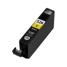Canon CLI526 Compatible Yellow Ink