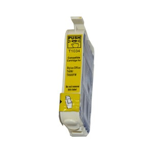 Epson Compatible T1034 (103N) High Capacity Yellow Ink Cartridge