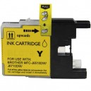 Brother Compatible LC73 Yellow Ink Cartridge