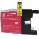Brother Compatible LC73 Magenta Ink Cartridge