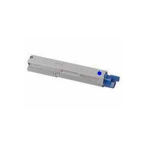 OKI Compatible C110 C130 MC160 Cyan Toner High Yield