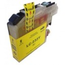 Brother Compatible LC233 Yellow Ink Cartridge