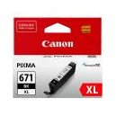 Canon Genuine CLI671XL Black Ink Cartridge