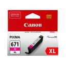 Canon Genuine CLI671XL Magenta Ink Cartridge