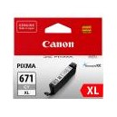 Canon Genuine CLI671XL Grey Ink Cartridge