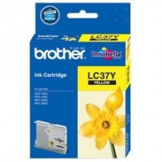 Brother LC37 Yellow