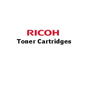 Ricoh Genuine TYPE1250D Black Toner Cartridge