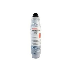 RICOH Genuine TYPE2320D BLACK TONER