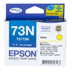 Epson 73N Yellow Ink