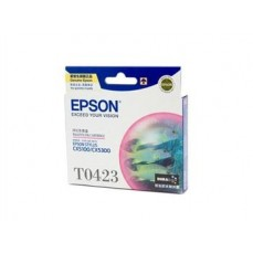 Epson Genuine T0423 Magenta Ink
